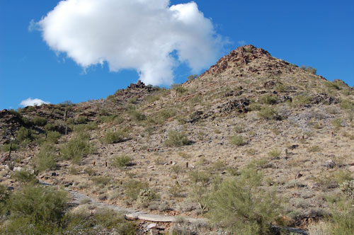 Piestewa Peak and Dreamy Draw on